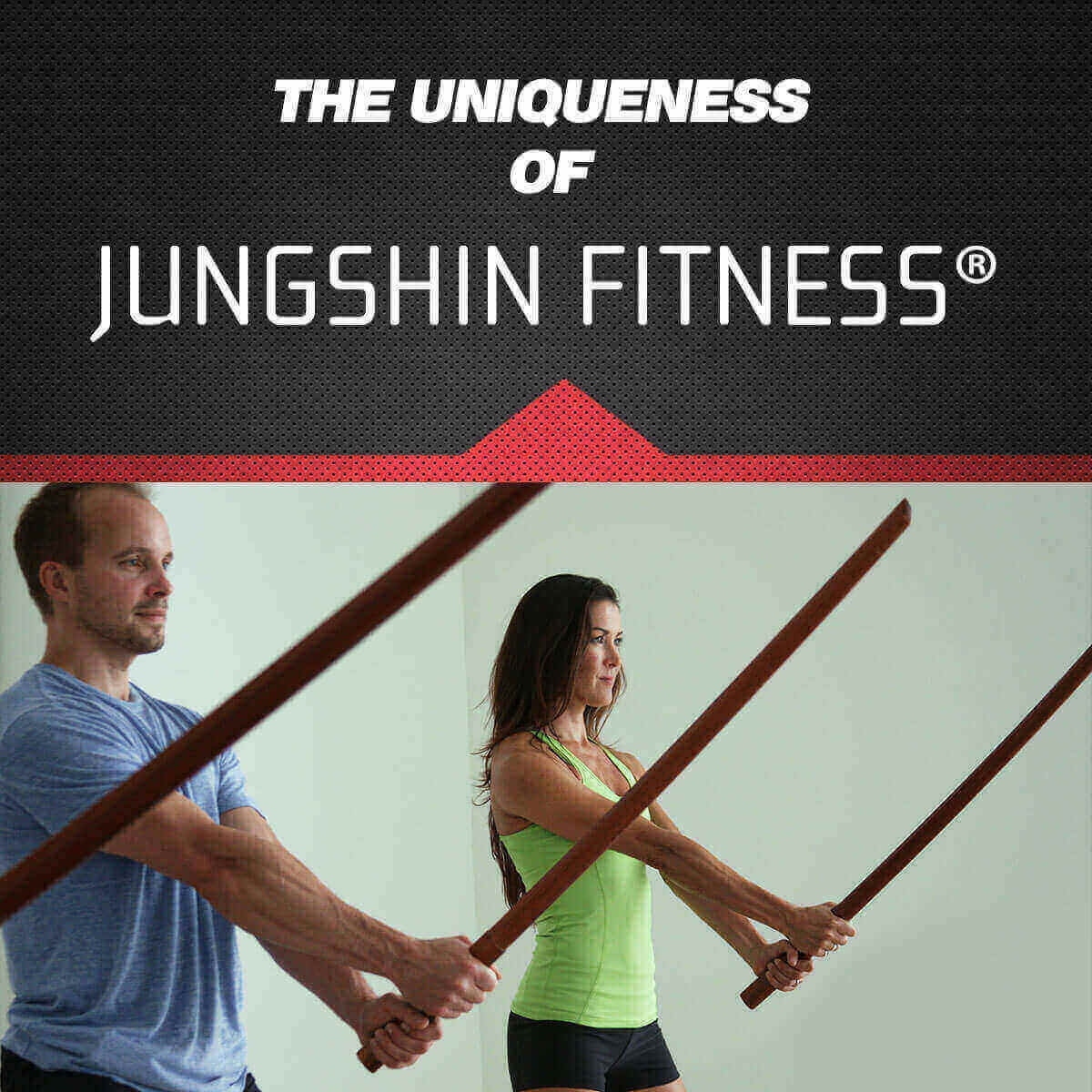 The Uniqueness  of Jungshin Fitness