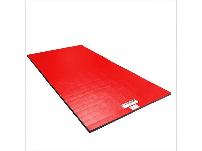Dollamur Flexi-Roll Heim Matte 1,5m x 3,0m, 3cm, Smooth Rot